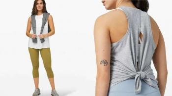 Lululemon All Tied Up Tank vs Amazon Bestisun Tank: Kateri vrh treninga je najboljši?